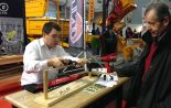 Demonstrating the A3M Electric Tying device